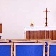 Dedication service for NNUH chapel