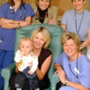 Baby Joy for Heart Defect Mum