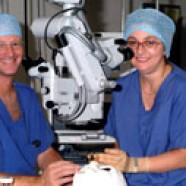 Sarajevo eye surgeon visits Norwich