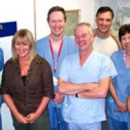 Team of the Year award for Norfolk hospital's theatre staff