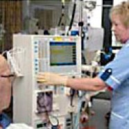A kidney patient's dream comes true