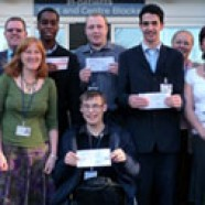 Rewarding start for Project Search students at NNUH