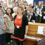 Hospital choir shows singing can be good therapy