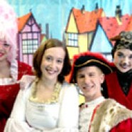 Starlight brings sunshine to children's wards across the country with summer panto