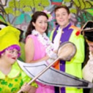 Starlight Summer Panto brings sunshine to young patients at NNUH