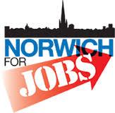 Norwich for Jobs logo