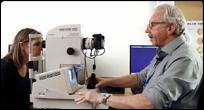 Eye retinal screening