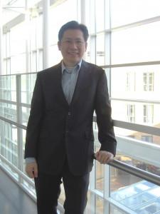 Mr Ed Cheong