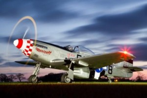 Hardwick Warbird plane