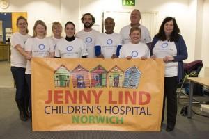 Jenny Lind Diabetes Team