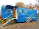 Mobile breast screening unit