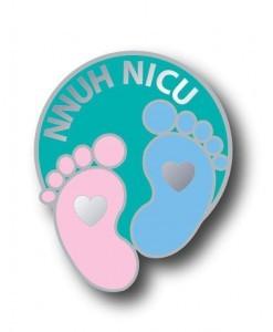 NNUH NICU Badge