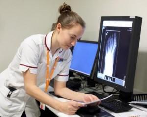 NNUH Radiographer