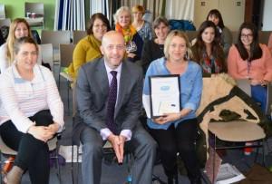 Midwife - PRIDE award (3)