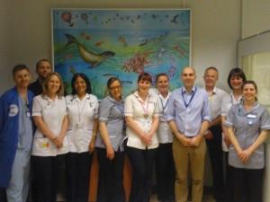 Radiology team