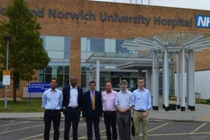 Norfolk and Norwich University Hospitals NHS Foundation