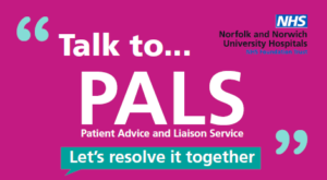 Talk to PALS - Let's resolve it together.