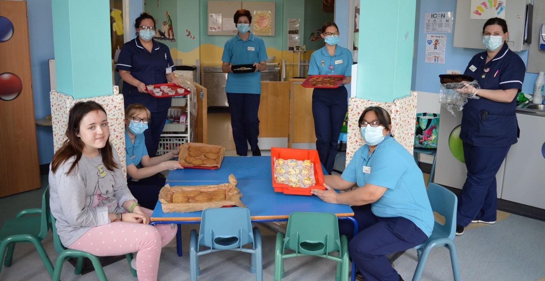 Play Team bakery